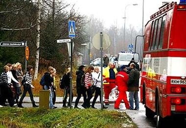Thảm sát trường học kiểu Mỹ tại Phần Lan, 8 người thiệt mạng - 2