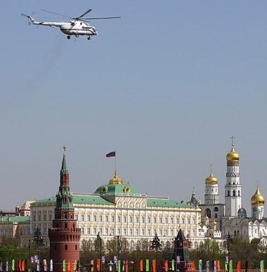Chùm ảnh: Chiếc trực thăng đặc biệt của Tổng thống Nga - 1