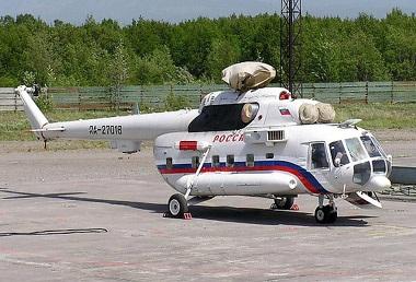 Chùm ảnh: Chiếc trực thăng đặc biệt của Tổng thống Nga - 4