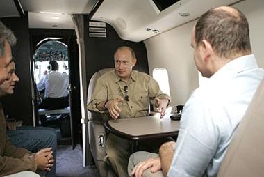 Chùm ảnh: Chiếc trực thăng đặc biệt của Tổng thống Nga - 5