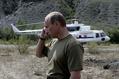 Chùm ảnh: Chiếc trực thăng đặc biệt của Tổng thống Nga - 6