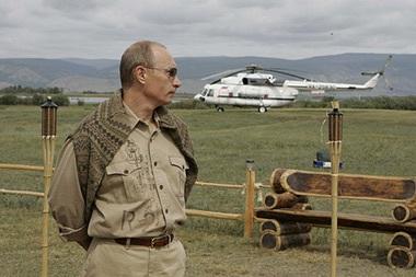 Chùm ảnh: Chiếc trực thăng đặc biệt của Tổng thống Nga - 7