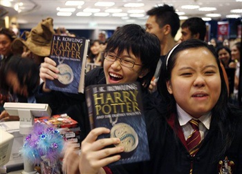 Chùm ảnh chứng nghiện Harry Potter bùng phát toàn cầu - 6