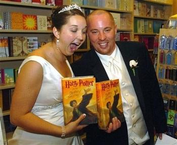 Chùm ảnh chứng nghiện Harry Potter bùng phát toàn cầu - 3