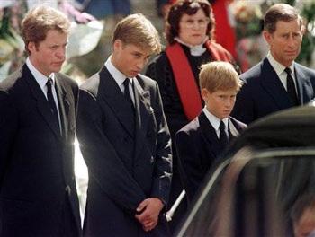 Sứ mệnh đoàn kết Hoàng gia của 2 hoàng tử Anh - 1