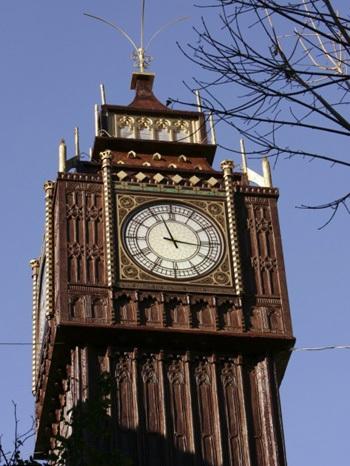 Chùm ảnh: Tháp đồng hồ Big Ben giữa lòng nước Ý - 10