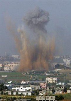 Chùm ảnh: Xác chết ngổn ngang tại dải Gaza - 2