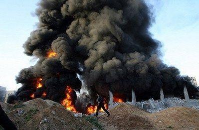 Chùm ảnh: Xác chết ngổn ngang tại dải Gaza - 3