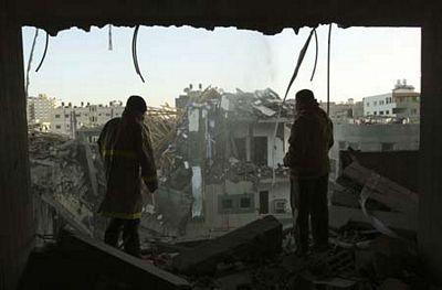 Chùm ảnh: Xác chết ngổn ngang tại dải Gaza - 11