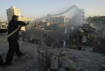 Chùm ảnh: Xác chết ngổn ngang tại dải Gaza - 5