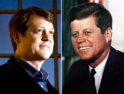 """""""Con riêng"""" cố Tổng thống Kennedy từng yêu em dâu Tổng thống Bush - 1"""