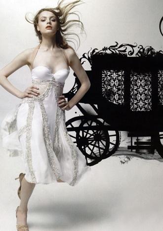 Vẻ đẹp yêu kiều của Anna Jagodzinska  - 6