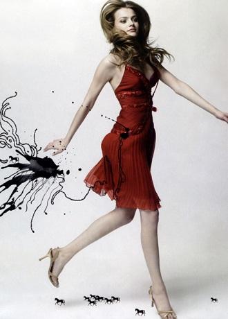 Vẻ đẹp yêu kiều của Anna Jagodzinska  - 1