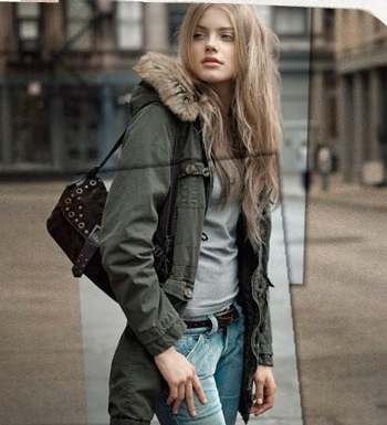 Vẻ đẹp yêu kiều của Anna Jagodzinska  - 3