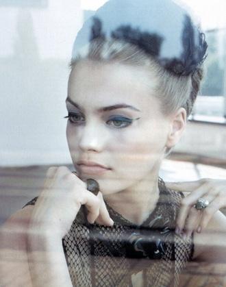 Vẻ đẹp yêu kiều của Anna Jagodzinska  - 7