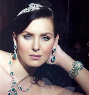 Hoa hậu Hoàn vũ Natalie Glebova - cô dâu xinh đẹp! - 9