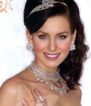 Hoa hậu Hoàn vũ Natalie Glebova - cô dâu xinh đẹp! - 1