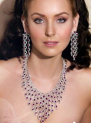Hoa hậu Hoàn vũ Natalie Glebova - cô dâu xinh đẹp! - 2