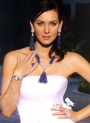 Hoa hậu Hoàn vũ Natalie Glebova - cô dâu xinh đẹp! - 3