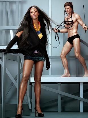 Naomi Campbell vẫn cực kỳ cuốn hút - 1
