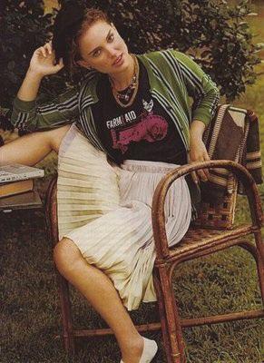Natalie Portman trẻ trung trên Teen Vogue - 3