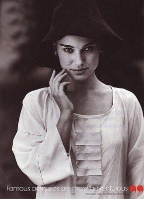 Natalie Portman trẻ trung trên Teen Vogue - 2