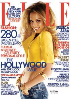 """Jessica Alba: """"Tôi mặc váy là cho đàn bà ngắm""""  - 1"""