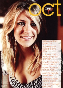Kristin Cavalleri - vẻ đẹp lôi cuốn của tuổi 19 - 2