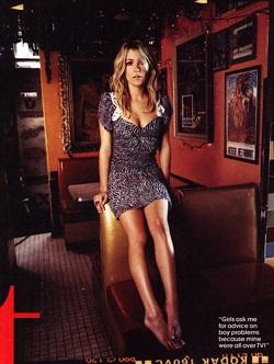 Kristin Cavalleri - vẻ đẹp lôi cuốn của tuổi 19 - 4