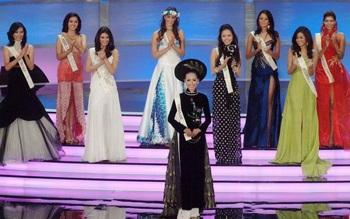 Hình ảnh Mai Phương Thuý trong đêm chung kết Miss World  - 2