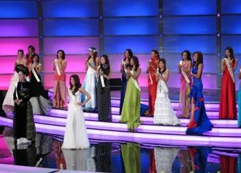 Hình ảnh Mai Phương Thuý trong đêm chung kết Miss World  - 1