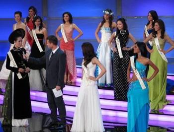 Hình ảnh Mai Phương Thuý trong đêm chung kết Miss World  - 3