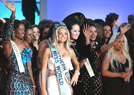 Hình ảnh Mai Phương Thuý trong đêm chung kết Miss World  - 7