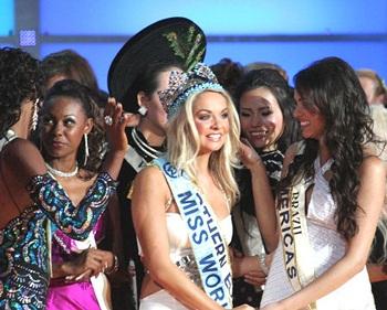 Hình ảnh Mai Phương Thuý trong đêm chung kết Miss World  - 8