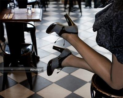 BST giày sành điệu của Stuart Weitzman  - 5