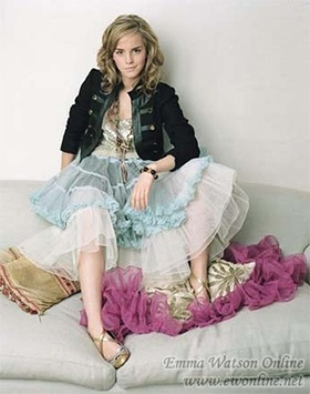 Emma Watson: Nữ diễn viên xuất sắc nhất năm 2007 - 1