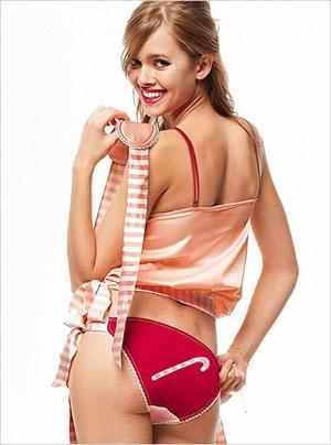 """Các """"thiên thần"""" của Victoria's Secret chào đón Giáng sinh - 9"""