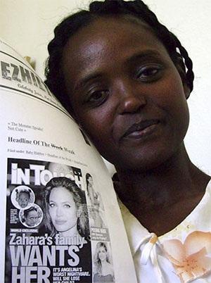 Mẹ đẻ bé Zahara kể lại chuyện buồn tủi - 2