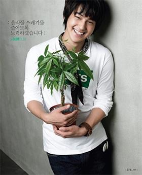 """""""Sao"""" Hàn """"khoe"""" dáng trong quảng cáo Levi's - 9"""