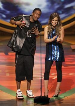 Jessica Alba - Ngôi sao gợi cảm nhất Teen Choice Awards - 2