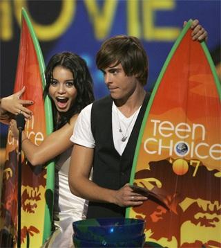 Jessica Alba - Ngôi sao gợi cảm nhất Teen Choice Awards - 3