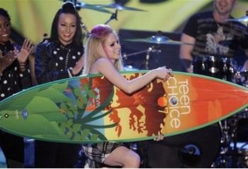 Jessica Alba - Ngôi sao gợi cảm nhất Teen Choice Awards - 9