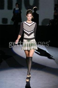 Gwen Stefani ra mắt BST thời trang Xuân/Hè 2008 - 11