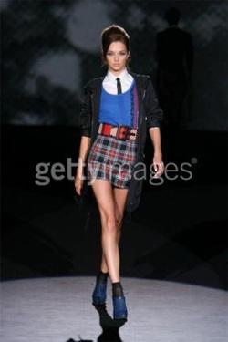 Gwen Stefani ra mắt BST thời trang Xuân/Hè 2008 - 12