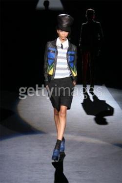Gwen Stefani ra mắt BST thời trang Xuân/Hè 2008 - 14