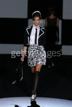 Gwen Stefani ra mắt BST thời trang Xuân/Hè 2008 - 15