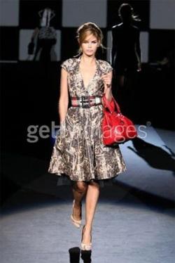 Gwen Stefani ra mắt BST thời trang Xuân/Hè 2008 - 5