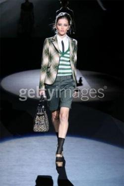Gwen Stefani ra mắt BST thời trang Xuân/Hè 2008 - 7