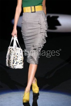 Gwen Stefani ra mắt BST thời trang Xuân/Hè 2008 - 9