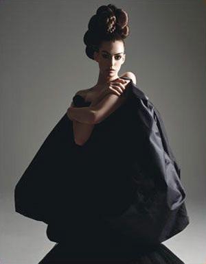 Anne Hathaway yêu kiều trên tạp chí W - 4